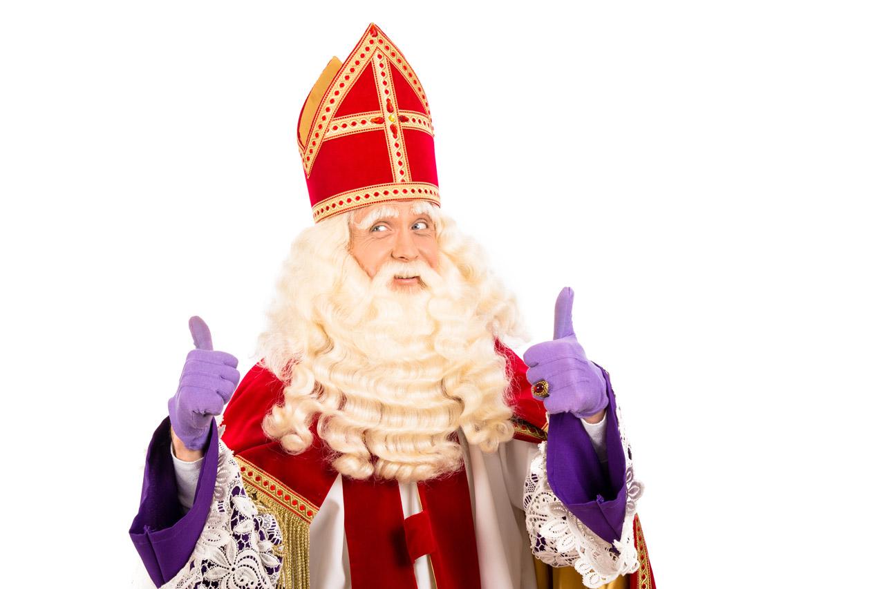 Sinterklaas actieve leden