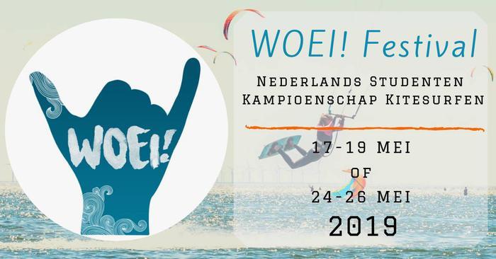 Ticketverkoop van WOEI! is gestart!