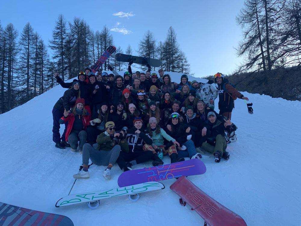Wintersport Risoul!