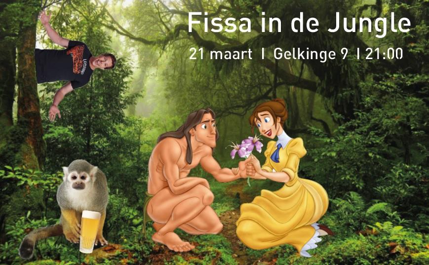 Fissa in de Jungle