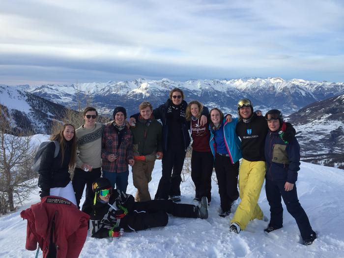 Wintersport ReleasedxBares groot succes!
