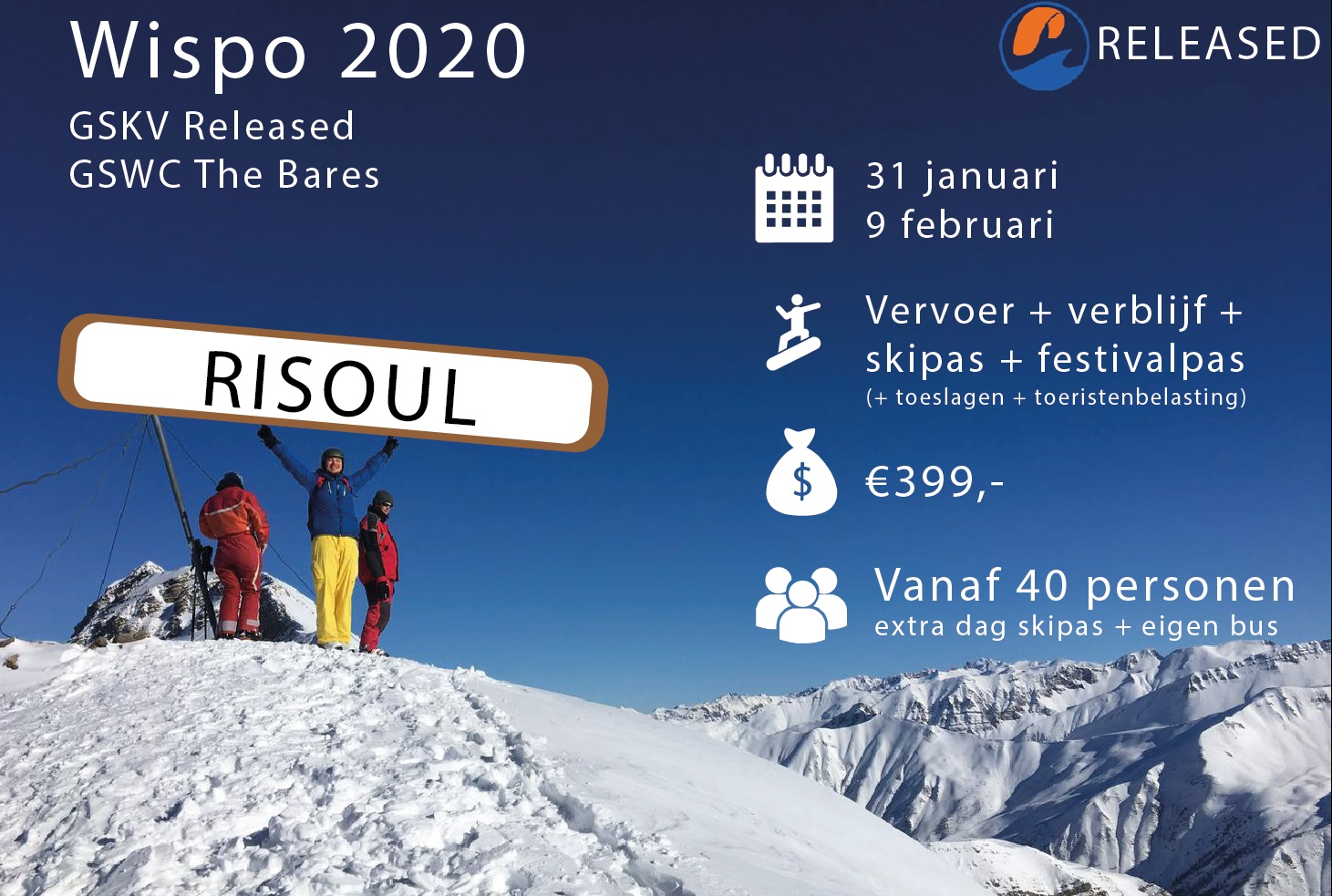 Wintersport Risoul